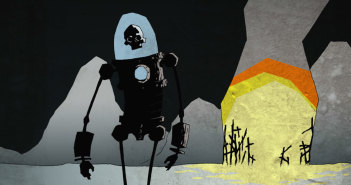 Robot 13 returns in this comic book review from Blacklist Studios.