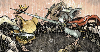 Mouse Guard: Legends Of The Guard | David Petersen | Comic Book