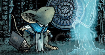 Mouse Guard Legends Of The Guard   Issue 02   David Petersen